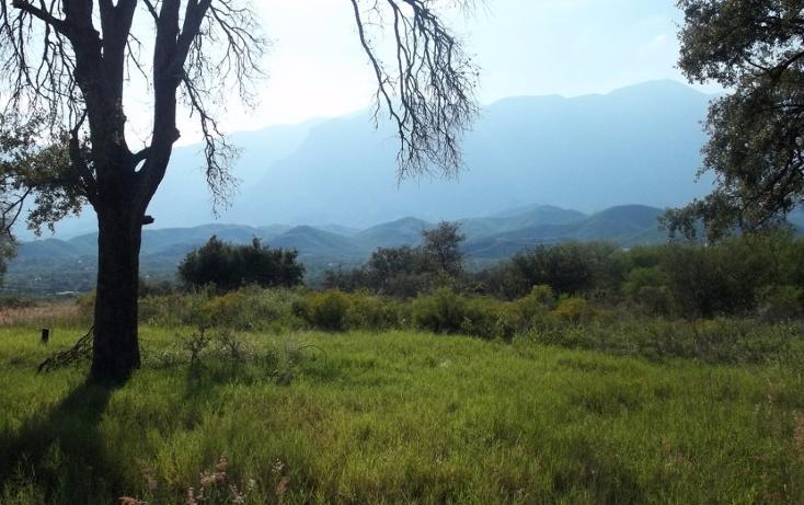 Foto de terreno habitacional en venta en  , las misiones, santiago, nuevo león, 1132793 No. 01