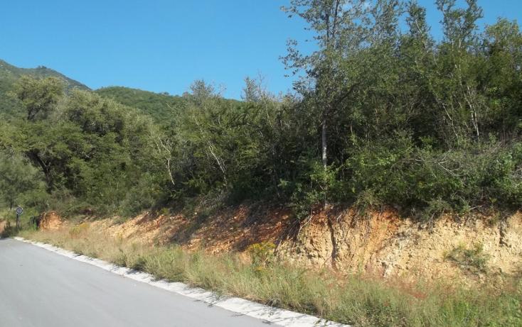 Foto de terreno habitacional en venta en  , las misiones, santiago, nuevo león, 1132793 No. 03