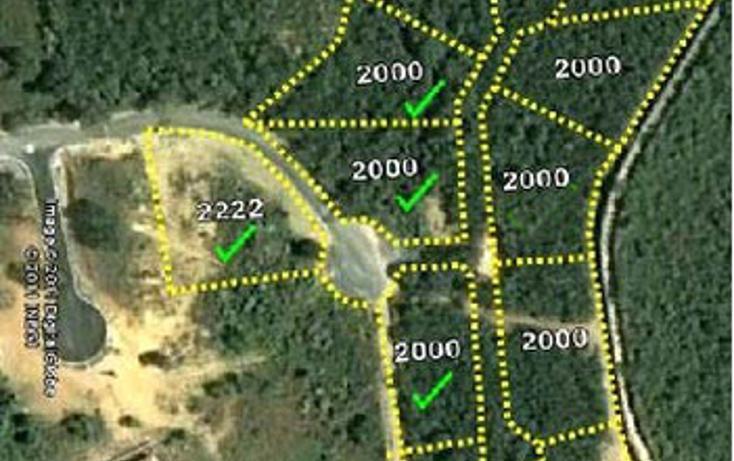 Foto de terreno habitacional en venta en  , las misiones, santiago, nuevo león, 1132793 No. 04