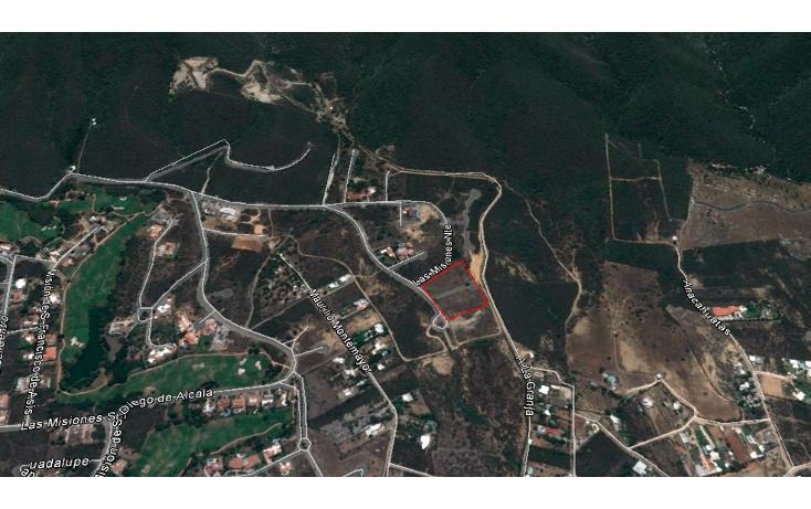 Foto de terreno habitacional en venta en  , las misiones, santiago, nuevo león, 1144719 No. 12