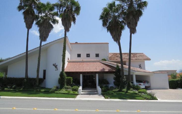 Foto de casa en venta en  , las misiones, santiago, nuevo león, 1229843 No. 01