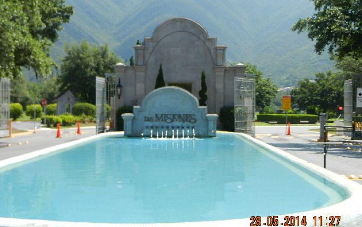 Foto de terreno habitacional en venta en, las misiones, santiago, nuevo león, 1280277 no 01
