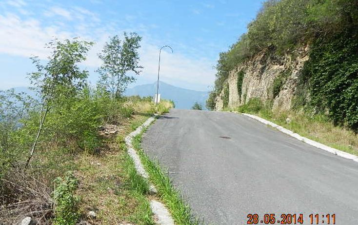 Foto de terreno habitacional en venta en  , las misiones, santiago, nuevo le?n, 1280289 No. 10