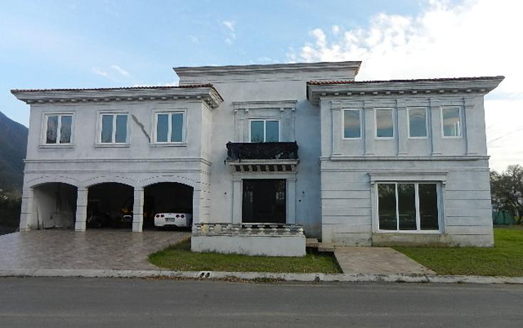 Foto de casa en venta en  , las misiones, santiago, nuevo le?n, 1283157 No. 01