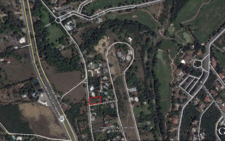 Foto de terreno comercial en renta en, las misiones, santiago, nuevo león, 1295425 no 01