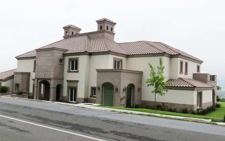 Foto de casa en venta en  , las misiones, santiago, nuevo león, 1495203 No. 01