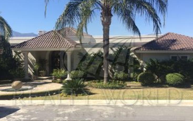 Foto de casa en venta en, las misiones, santiago, nuevo león, 1733317 no 01