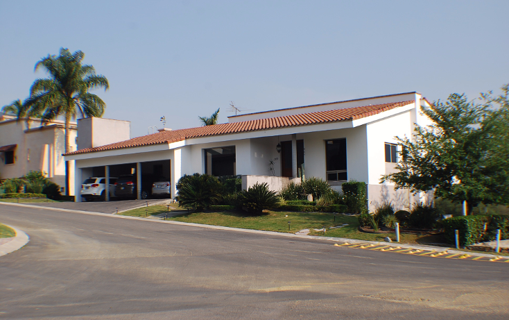 Foto de casa en venta en  , las misiones, santiago, nuevo león, 1810844 No. 01