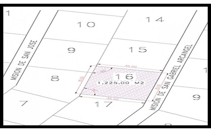 Foto de terreno habitacional en venta en  , las misiones, santiago, nuevo le?n, 1996862 No. 01