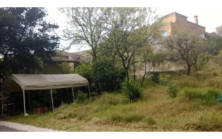 Foto de terreno habitacional en venta en  , las misiones, santiago, nuevo león, 2015070 No. 03