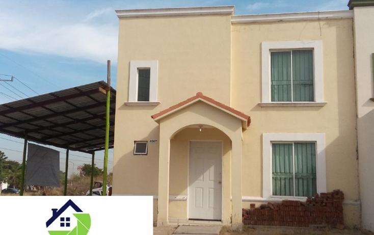 Foto de casa en venta en  , las moras, culiacán, sinaloa, 1958412 No. 01