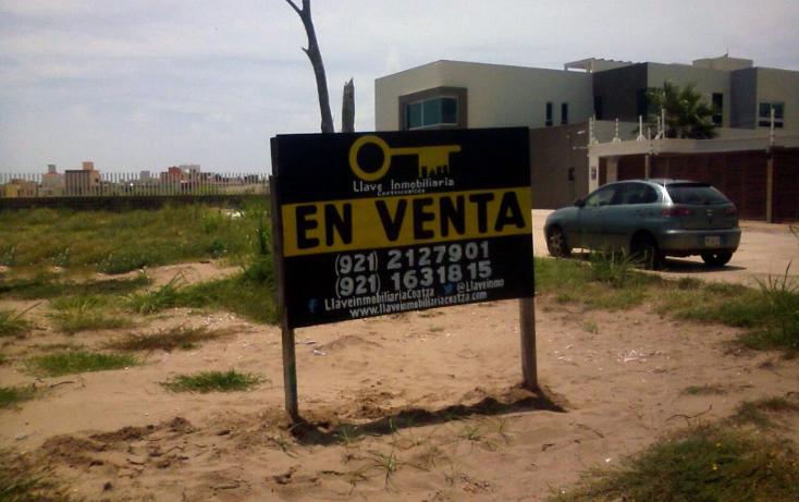 Foto de terreno habitacional en venta en  , las palmas, coatzacoalcos, veracruz de ignacio de la llave, 1082045 No. 01