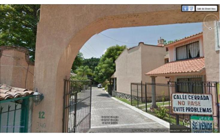 Foto de casa en venta en  , las palmas, cuernavaca, morelos, 1285643 No. 01
