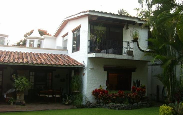 Foto de casa en venta en  , las palmas, cuernavaca, morelos, 1297497 No. 01