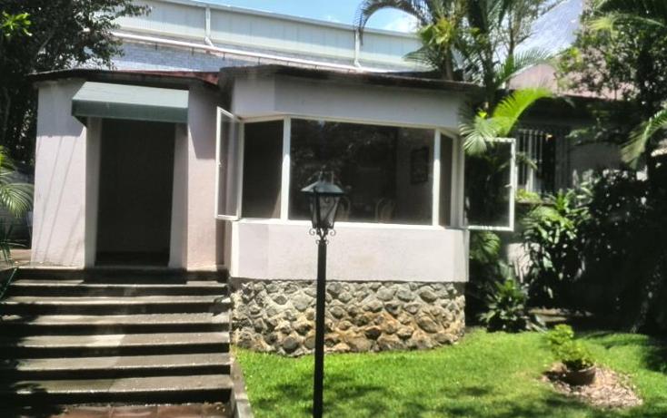 Foto de casa en venta en  ., las palmas, cuernavaca, morelos, 846153 No. 02