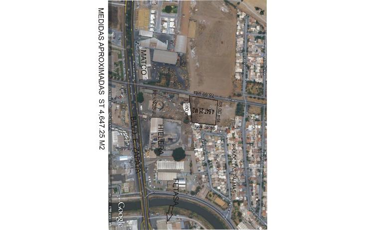 Foto de terreno comercial en venta en  , las palmas, culiacán, sinaloa, 2017878 No. 01
