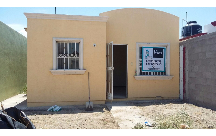 Foto de casa en venta en  , las palmas, delicias, chihuahua, 1466773 No. 01