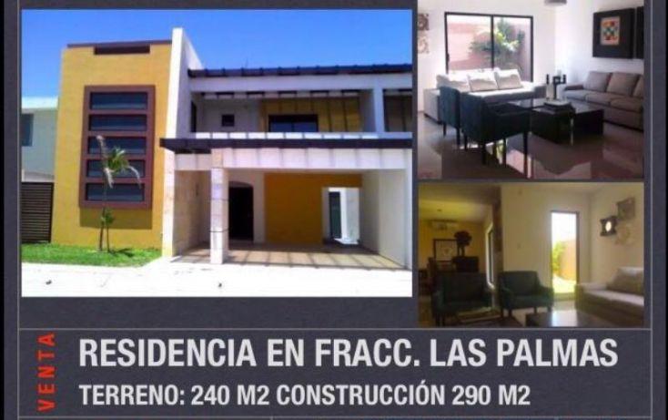 Foto de casa en venta en, las palmas, medellín, veracruz, 1982208 no 01