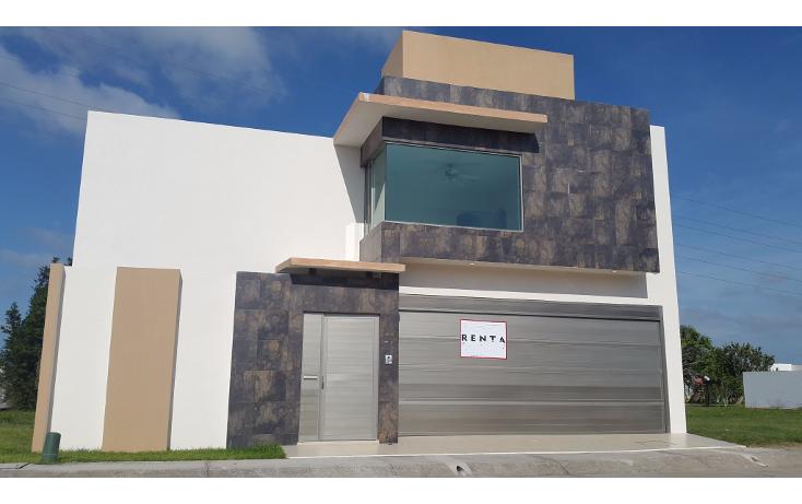 Foto de casa en renta en  , las palmas, medell?n, veracruz de ignacio de la llave, 1132843 No. 01