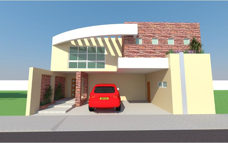 Foto de casa en venta en  , las palmas, medellín, veracruz de ignacio de la llave, 1263853 No. 01