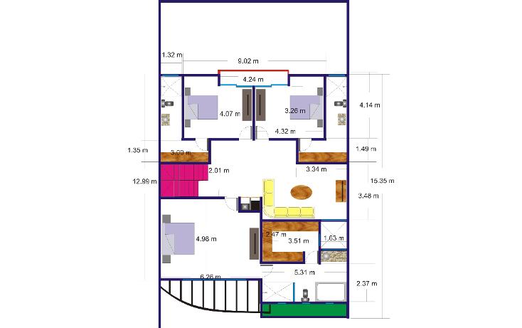 Foto de casa en venta en  , las palmas, medellín, veracruz de ignacio de la llave, 1263853 No. 02