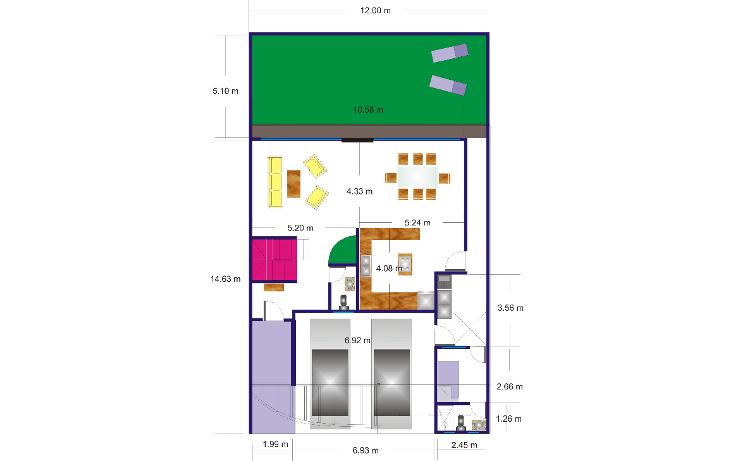 Foto de casa en venta en  , las palmas, medellín, veracruz de ignacio de la llave, 1263853 No. 03