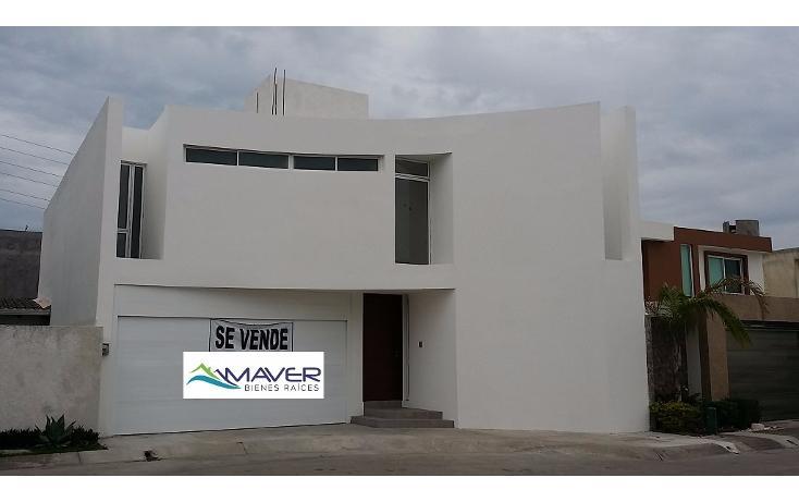Foto de casa en venta en  , las palmas, medellín, veracruz de ignacio de la llave, 1318437 No. 02