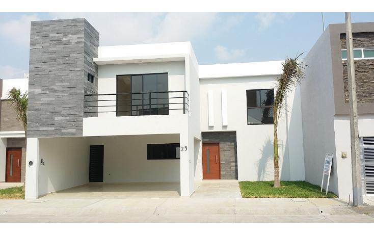 Foto de casa en venta en  , las palmas, medellín, veracruz de ignacio de la llave, 1681098 No. 01