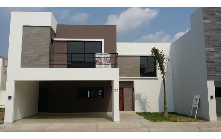 Foto de casa en venta en  , las palmas, medellín, veracruz de ignacio de la llave, 1683586 No. 01
