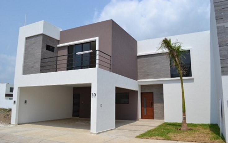 Foto de casa en venta en  , las palmas, medellín, veracruz de ignacio de la llave, 1683646 No. 01