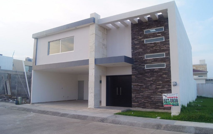 Foto de casa en venta en  , las palmas, medell?n, veracruz de ignacio de la llave, 944837 No. 01