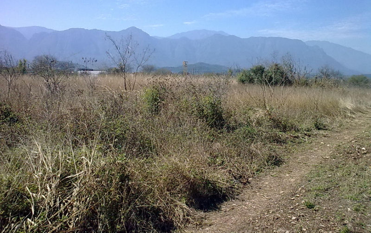 Foto de terreno habitacional en venta en  , las palmas, montemorelos, nuevo león, 1555518 No. 02