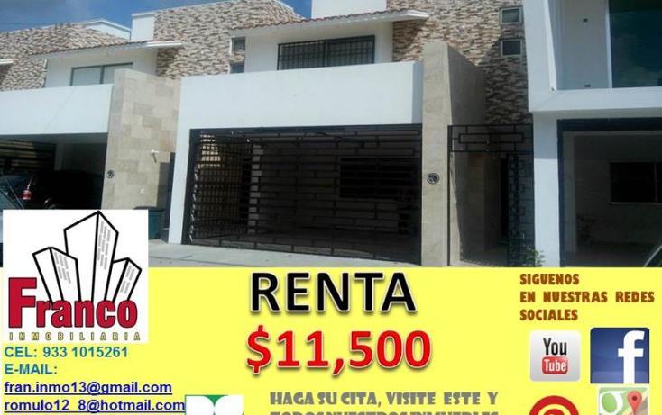 Foto de casa en renta en alcatraces , las palmas, paraíso, tabasco, 2672388 No. 02