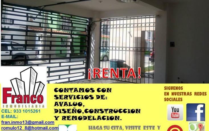 Foto de casa en renta en alcatraces , las palmas, paraíso, tabasco, 2672388 No. 04