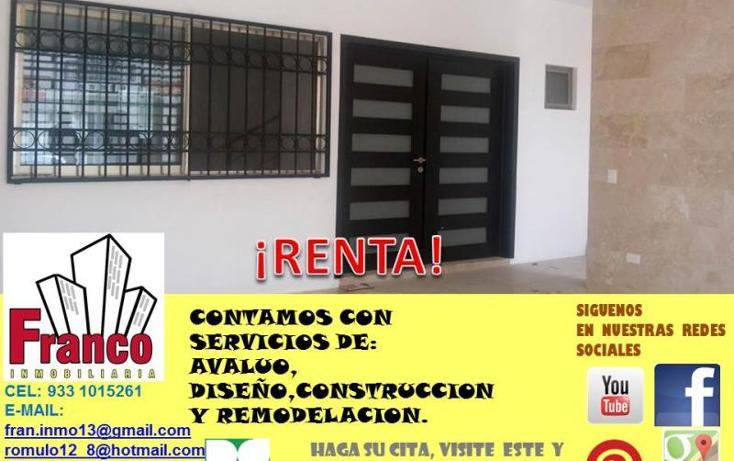 Foto de casa en renta en alcatraces , las palmas, paraíso, tabasco, 2672388 No. 05