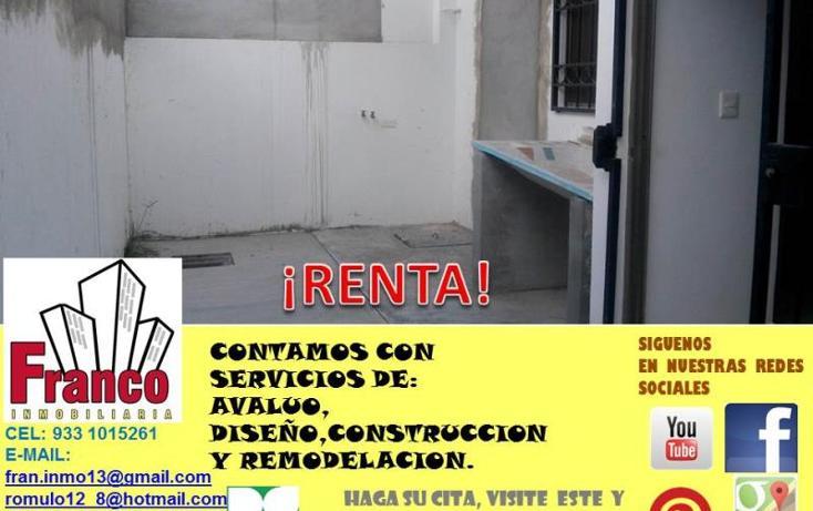 Foto de casa en renta en alcatraces , las palmas, paraíso, tabasco, 2672388 No. 12