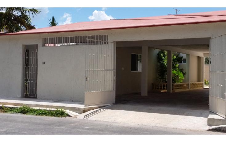 Foto de casa en renta en  , las palmas, progreso, yucatán, 1333109 No. 02