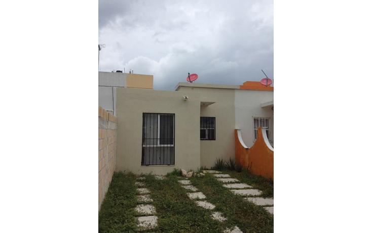 Foto de casa en renta en  , las palmas, solidaridad, quintana roo, 1064669 No. 01