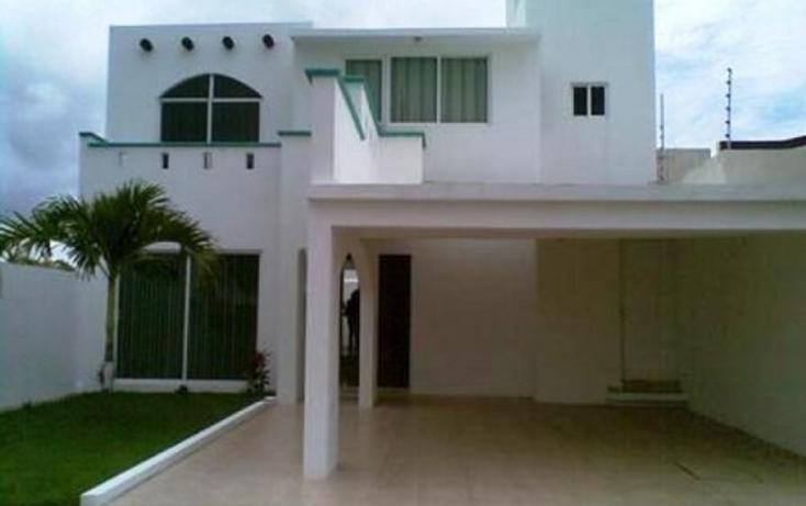 Foto de casa en renta en  , las palmas, veracruz, veracruz de ignacio de la llave, 1091963 No. 01
