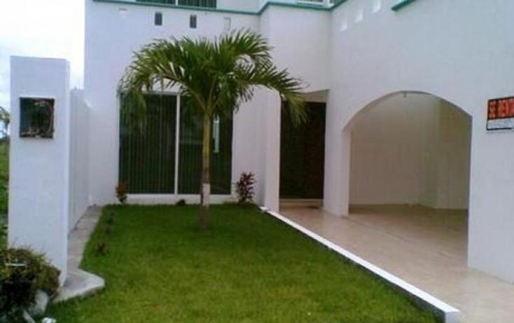 Foto de casa en renta en  , las palmas, veracruz, veracruz de ignacio de la llave, 1091963 No. 02