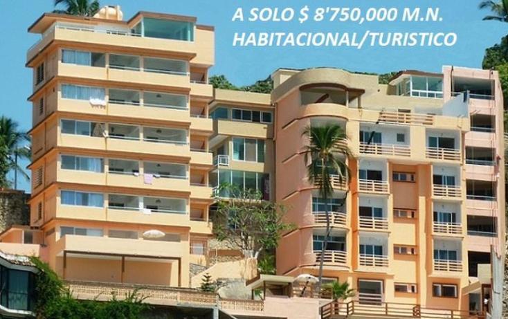 Foto de edificio en venta en  , las playas, acapulco de juárez, guerrero, 1005561 No. 01