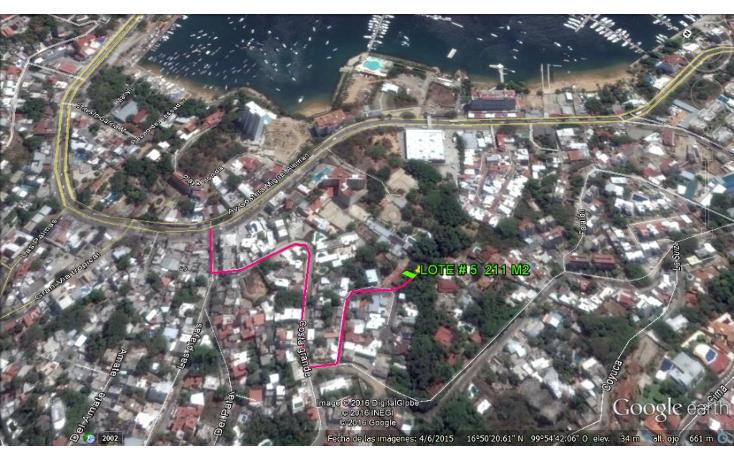 Foto de terreno habitacional en venta en  , las playas, acapulco de juárez, guerrero, 1053625 No. 11