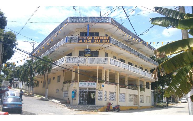 Foto de edificio en venta en  , las playas, acapulco de juárez, guerrero, 1299825 No. 01