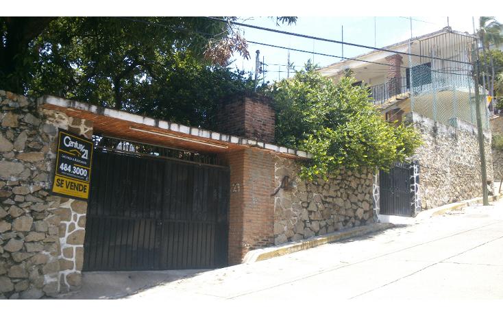 Foto de casa en venta en  , las playas, acapulco de juárez, guerrero, 1301501 No. 01