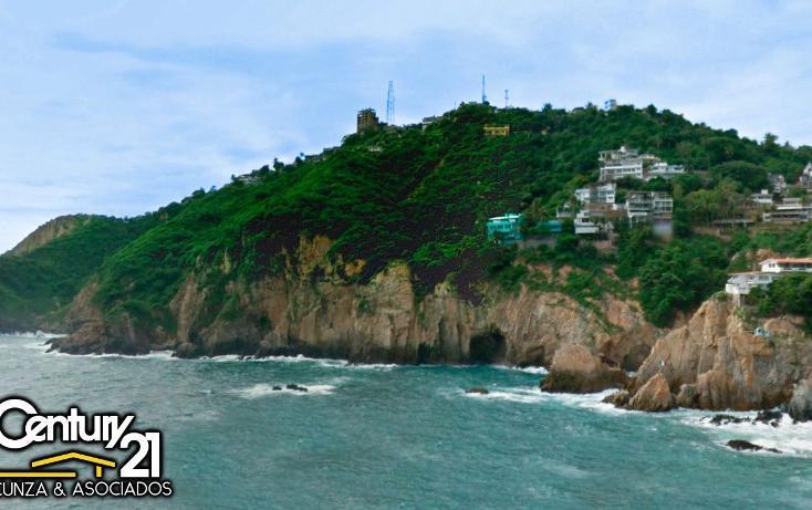 Foto de terreno habitacional en venta en  , las playas, acapulco de juárez, guerrero, 946647 No. 01