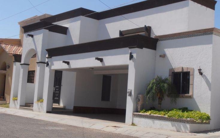 Foto de casa en venta en, las plazas, hermosillo, sonora, 1098219 no 01