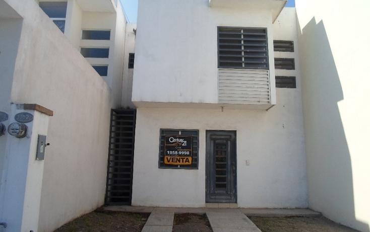 Foto de casa en venta en  , las plazas, monterrey, nuevo león, 1861034 No. 01