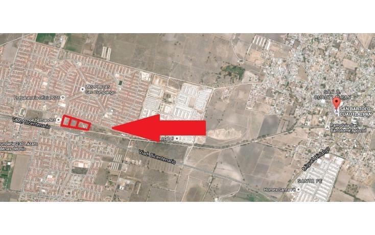 Foto de terreno habitacional en venta en  , las plazas, zumpango, méxico, 1349413 No. 03