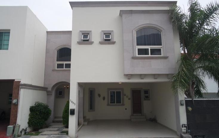 Foto de casa en venta en  , las privanzas primero, san pedro garza garcía, nuevo león, 2659289 No. 01