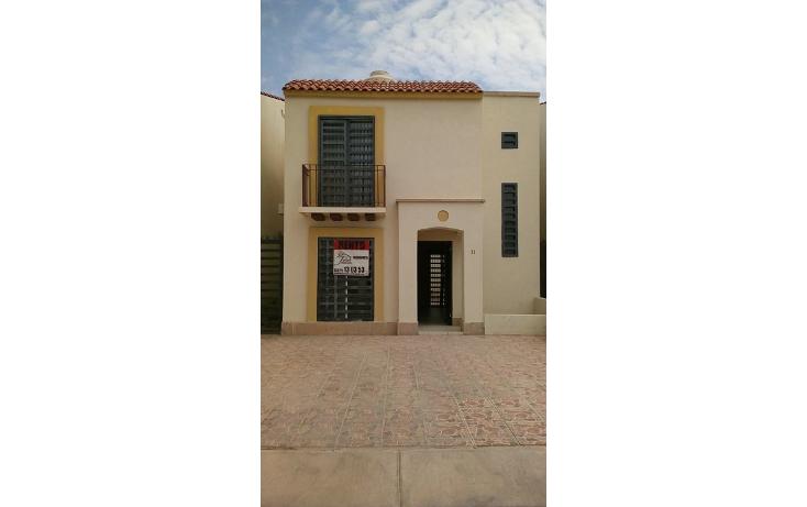 Foto de casa en renta en  , las provincias, hermosillo, sonora, 1392471 No. 01